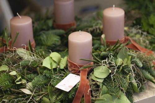 Blumengestalten Weihnachten 2108 ©Marlene Rahmann 26